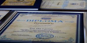 Адвокат Федоров получил первую премию за работу по теории эквивалентов в изобретательском праве